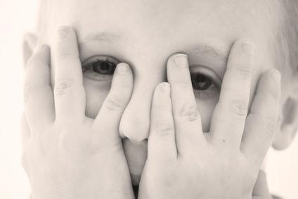 Kind mit Mutismus
