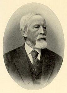 Portrait A. Kußmaul der elektiven und totalen Mutismus definierte