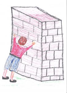 Mutist aus der Schweiz zeichnet die Mauer des Schweigens